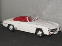 Mercedes 190 SL 1955 Convertible
